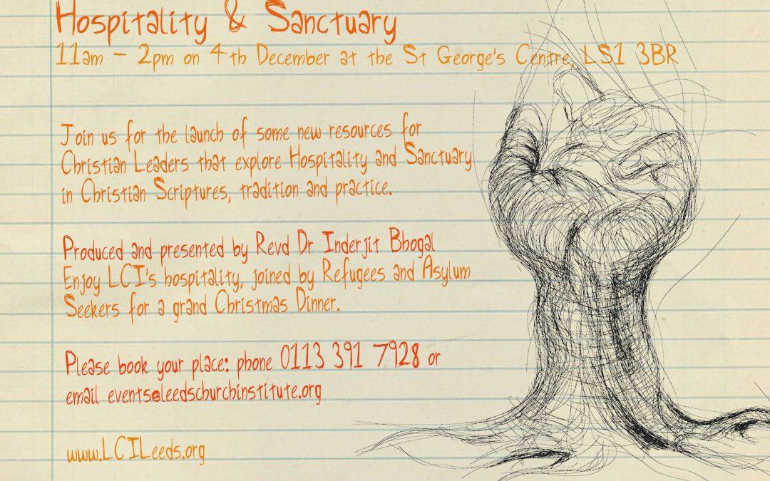 Hospitality and Sanctuary