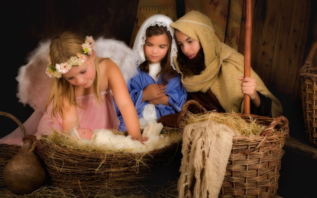 What might you learn about the meaning of Christmas #2016