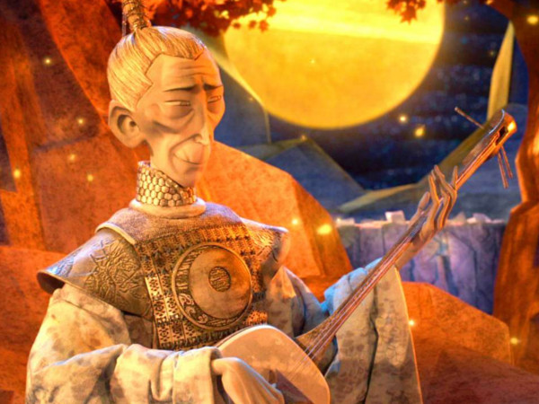 Kubo and the Two Strings and Holding Memories in Community