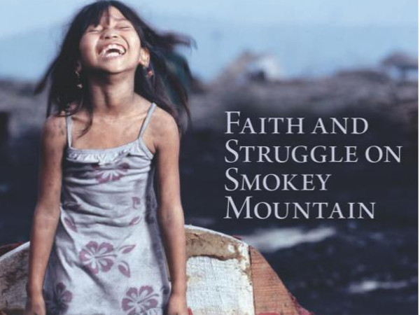 Lunchtime Conversations – Faith And Struggle On Smokey Mountain (Podcast)