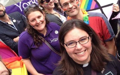 Why do Christians participate in Pride?