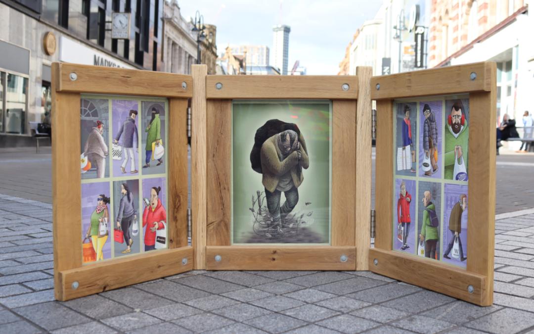 Art, Thought and Faith in Leeds 2020 Bursary Launch Event