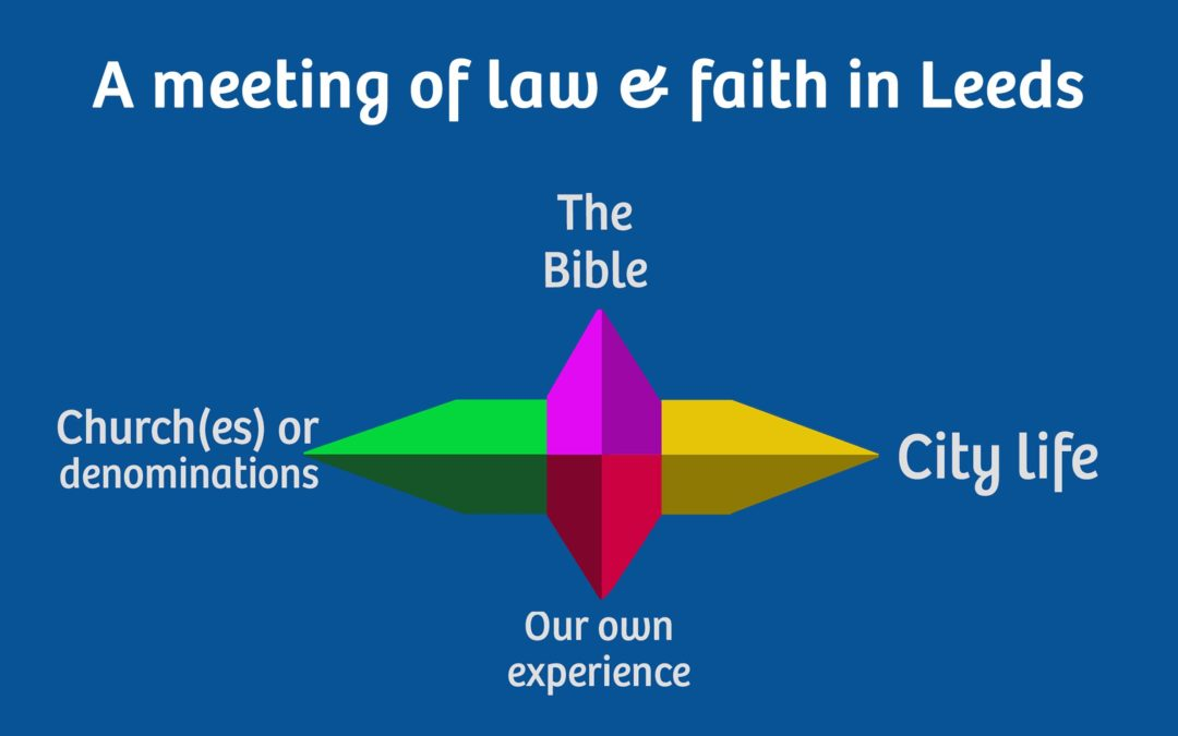 A meeting of law and faith in Leeds