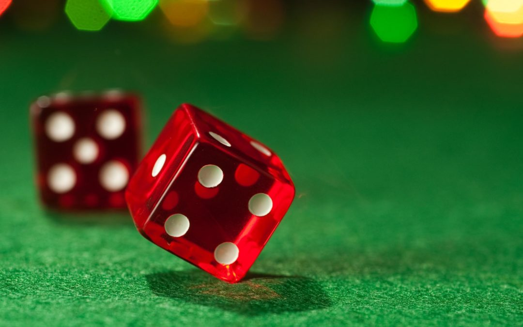 Deacon Merry Evans discusses gambling, gaming and casinos