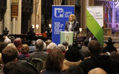 """This is treasure"". Dr Helen Reid's talk from the launch of ""And the Stones Fell Open"""