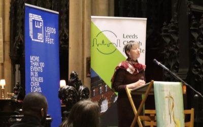 Emma Storr reads her poem 'Present'