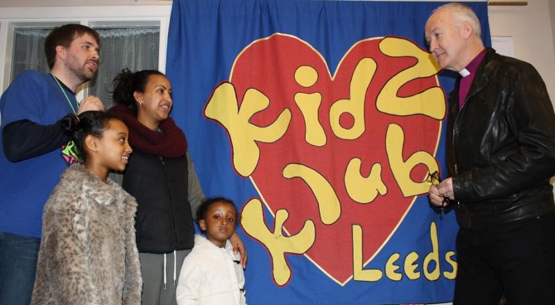 Day 37: 31st March – Kidz Klub Leeds