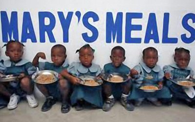 Day 18: 9th March – Mary's Meals
