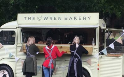 Day 20: 11th March – The Wren Bakery