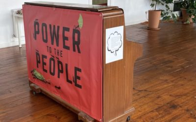 Power to the People at Leeds Piano Trail 2021